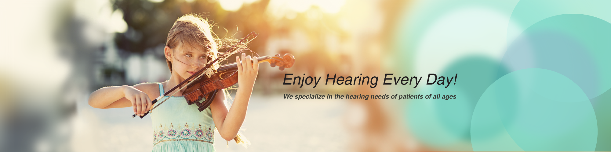 Enjoy Hearing Everyday!